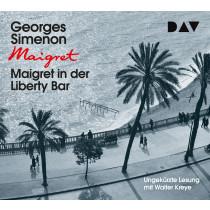Georges Simenon - Maigret in der Liberty Bar