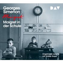 Georges Simenon - Maigret in der Schule