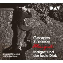 Georges Simenon - Maigret und der faule Dieb