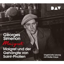 Georges Simenon - Maigret und der Gehängte von Saint-Pholien