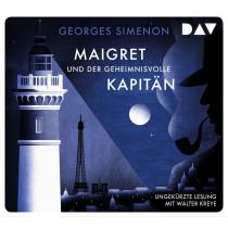 Georges Simenon - Maigret und der geheimnisvolle Kapitän