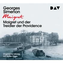 Georges Simenon - Maigret und der Treidler der Providence