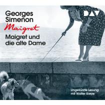 Georges Simenon - Maigret und die alte Dame