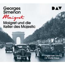 Georges Simenon - Maigret und die Keller des Majestic