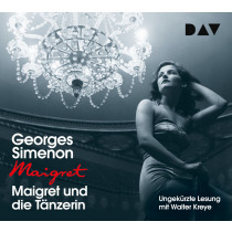 Georges Simenon - Maigret und die Tänzerin