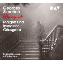 Georges Simenon - Maigret und Inspektor Griesgram