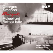 Georges Simenon - Maigret und Pietr der Lette
