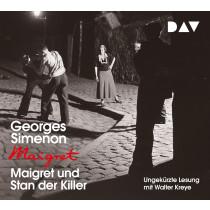 Georges Simenon - Maigret und Stan der Killer