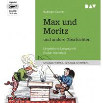 Wilhelm Busch - Max und Moritz und andere Geschichten