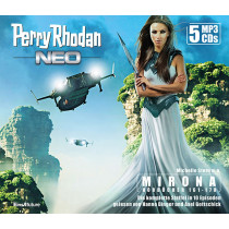 Perry Rhodan Neo MP3-CD Staffel Mirona (Episoden 161-170)
