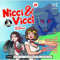 Nicci & Vicci und das Karpatenkalb