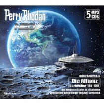 Perry Rhodan Neo MP3-CD Episoden 181-190 (5 CD-Box)