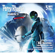 Perry Rhodan Neo MP3-CD Episoden 191-199 (5 CD-Box)
