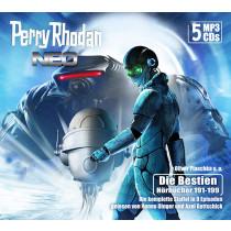 Perry Rhodan Neo MP3-CD Episoden 191-199 (5 CD-Box)