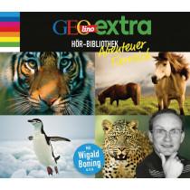 GEOlino extra Hör-Bibliothek – Abenteuer Tierreich