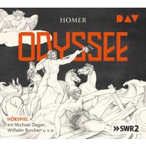 Homer - Odyssee (Hörspiel SWR2)