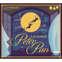James Matthew Barrie - Peter Pan (WDR Hörspiel)
