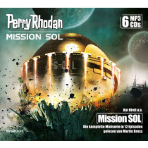 Perry Rhodan Mission SOL: Die komplette Miniserie (6 mp3-CDs)