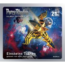 Perry Rhodan Silber Edition 139 Einsteins Tränen (2 mp3-CDs)