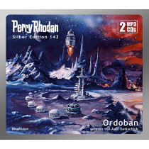 Perry Rhodan Silber Edition 143: Ordoban (2 mp3-CDs)