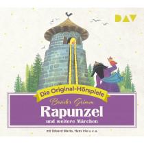 Rapunzel und weitere Märchen - Die Original-Hörspiele