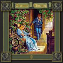 Grimms Märchen 03 Dornröschen / Der arme Müllerbursche und das Kätzchen / Die sechs Schwäne