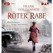 Frank Goldammer - Roter Rabe. Ein Fall für Max Heller