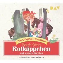 Rotkäppchen und weitere Märchen - Die Original-Hörspiele