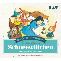 Schneewittchen und weitere Märchen - Die Original-Hörspiele