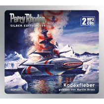 Perry Rhodan Silber Edition 154 Kodexfieber (2 mp3-CDs)