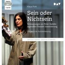 Klaus Pohl - »Sein oder Nichtsein«. Erinnerungen an Peter Zadeks legendäre Hamlet-Inszenierung