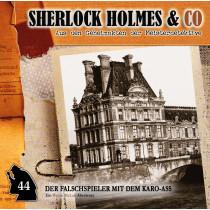 Sherlock Holmes und Co. 44 - Der Falschspieler mit dem Karo-Ass
