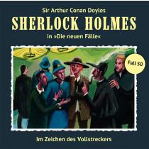Sherlock Holmes: Die neuen Fälle 50: Im Zeichen des Vollstreckers