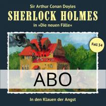 ABO Sherlock Holmes: Die neuen Fälle