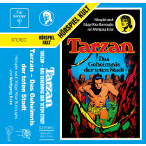 Tarzan - Folge 4: Das Geheimnis der toten Stadt (MC)