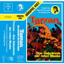 Tarzan - Folge 6: Das Geheimnis der roten Maske (MC)