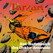 Tarzan - Folge 8: Das Teufelsreich des Doktor Amanada (CD)
