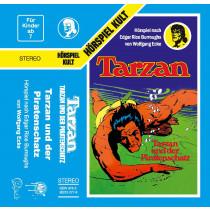 Tarzan - Folge 2: Tarzan und der Piratenschatz (MC)