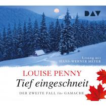 Louise Penny - Tief eingeschneit. Der zweite Fall für Gamache