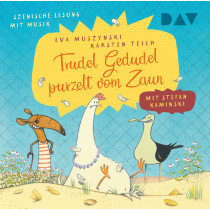 Eva Muszynski, Karsten Teich - Trudel Gedudel purzelt vom Zaun