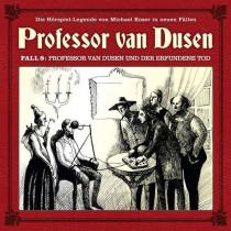 Professor van Dusen - Neue Fälle 08: Professor van Dusen und der erfundene Tod