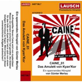 MC Caine - 01 - Das Amulett von Kyan'Kor Limited Edition
