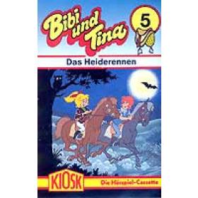 Bibi und Tina - 05 - Das Heiderennen