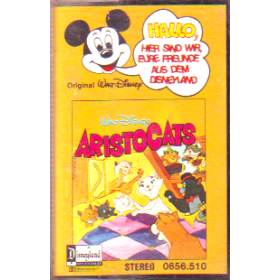 MC Disneyland Hallo Freunde Aristocats