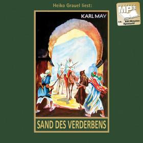 Karl May Verlag - Band 10: Sand des Verderbens