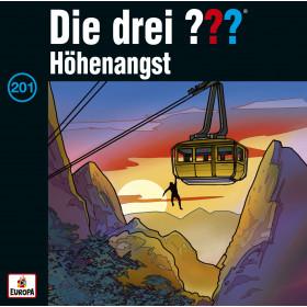 Die drei ??? Fragezeichen - Folge 201: Höhenangst (CD)