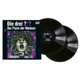 Die drei ??? Fragezeichen - Folge 213: Der Fluch der Medusa (LP)