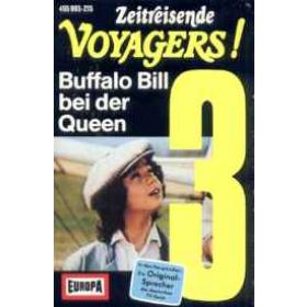 MC Europa Zeitreisende Voyagers 3 Buffalo Bill bei der Queen
