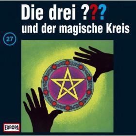 Die drei Fragezeichen Folge 027 und der magische Kreis