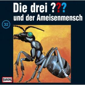 Die drei Fragezeichen Folge 032 und der Ameisenmensch